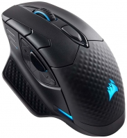 CorCorsair DARK CORE RGB Wired / Wireless Gaming Mouse