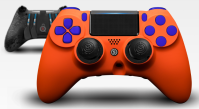 Scuf Gaming Impact Orange (PS4)