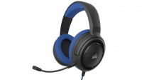 Corsair - HS35 Stereo Gaming Headset - Blue