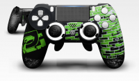 Scuf Gaming Optic GreenWall Infinity 4PS (PS4) + FULL KIT