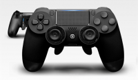 Scuf Gaming Infinity SPECTRUM 4PS BlackOut (PS4) + FULL NO GRIP