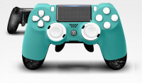 Scuf Gaming Infinity SPECTRUM 4PS Teal (PS4) + FULL KIT