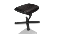 Noblechairs Footrest - Black/Red