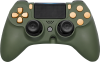 Scuf Gaming Impact Army Green (PS4) + FULL KIT