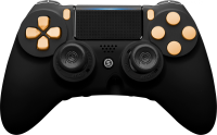 Scuf Gaming Impact Black & Gold (PS4) + Digital Full Kit