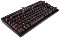 Corsair K63 Compact Mechanical- Red LED - MX Red - Azerty (BE)