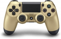 Sony Dualshock Controller V2 - Wireless Gold (PS4)