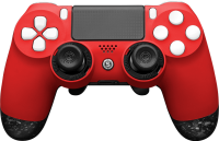 Scuf Gaming Infinity SPECTRUM 4PS Red (PS4) + FULL KIT