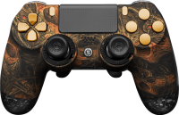 Scuf Gaming CyberSkull Infinity 4PS (PS4) + FULL KIT