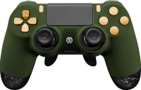 Scuf Gaming Infinity SPECTRUM 4PS Army Green (PS4) + FULL KIT