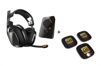 Astro A40 TR Audio System Black + Free GG Tags