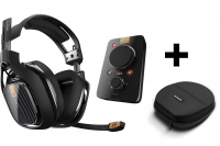 Astro A40 TR Audio System Black + FREE CASE