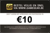Gamegear Giftcard €10
