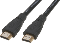 Logon HDMI 2.0 Cable Type A Male - Male 1M