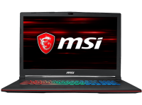 MSI GP73 8RE-059BE  Gaming Laptop (Azerty)