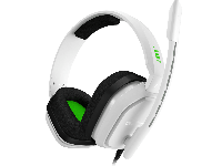 Astro A10 Headset White Green (PC/MAC/PS4+5/Xbox)