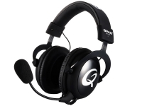 QPAD QH-90 Pro Gaming Headset - Black (PC)