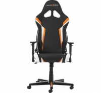 DXRacer - RACING R288-NOW Gaming Chair (Zwart / Orange / White)