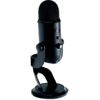 Blue Microphones - Yeti USB (Blackout)