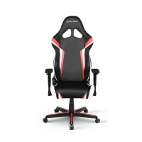DXRacer - RACING R288-NRW Gaming Chair (Black/ Red / White)