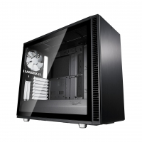 Fractal Design Define S2 TG Midi Tower Black