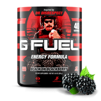 GFUEL Dr Disrespect Black On Blackberry (40 servings)