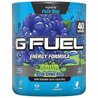 GFUEL SOUR Blue Chug Rug (40 servings)
