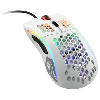 Glorious PC Gaming Race Model D Gaming Mouse - white