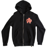 Astro Heavy Lockup Zip Hoodie Black (Medium)