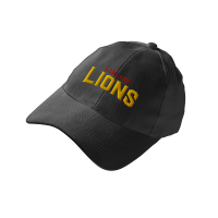 LowLandLions Baseball Cap - First Edition - Black