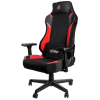 Nitro X1000 GAMING CHAIR – Inferno Red