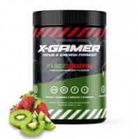 X-Gamer Fuzzberry Flavour Energy Drink - 60 Serving