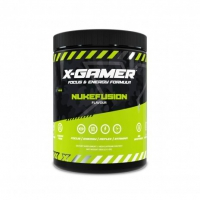 X-Gamer Nukefusion Flavour Energy Drink - 60 Serving