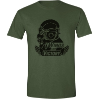 Call of Duty WWII - Wings for Victory Men T-Shirt - Green