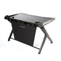 DXRacer - GAMING DESK 1000-N Computer Desk (Black)