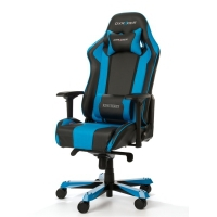 DXRacer KING Gaming Chair (Black/Blue) - OH/KS06/NB
