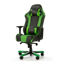 DXRacer KING Gaming Chair (Black/Green) - OH/KF06/NE