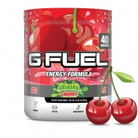 GFUEL Sour Cherry Tub (40 servings)
