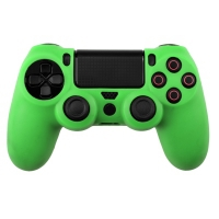 Silicone Protect Case GREEN (PS4)