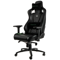 Noblechairs EPIC Series – Black/Green