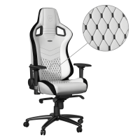 Noblechairs EPIC Series – White/Black