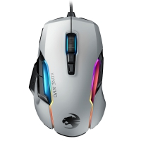 Roccat Kone AIMO Remastered Gaming Mouse (White)