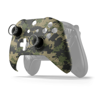 Scuf Prestige Ghillie Camo Removable Faceplate kit
