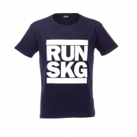 SK Gaming T-shirt RUN SKG (Blue)