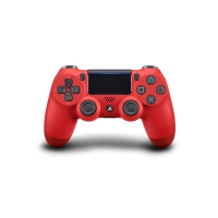 Sony Dualshock Controller V2 - Wireless rood (PS4)