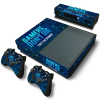 Xbox One Console Skin - Gamers (Xbox One)
