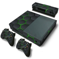 Xbox One Console Skin - Hex Lime (Xbox One)