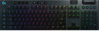 Logitech G915 Lightspeed Wireless RGB Red Linear- QWERTY (US)