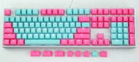 Tai-Hao Miami Keycap Set (ANSI) 104 layout