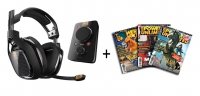 Astro A40 TR Audio System Black + 3 Months Power Unlimited